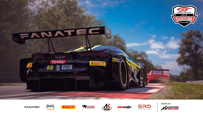 SRO E-sports - Brands Hatch kicks off 2021's GT World Challenge Asia Esports campaign